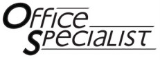 Office Specialist Logo